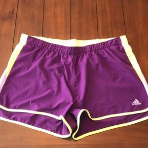NWOT Women's Adidas Running Shorts